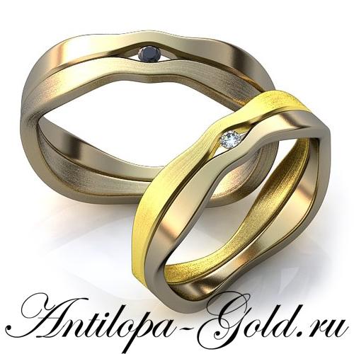 Обручальные кольца крутые