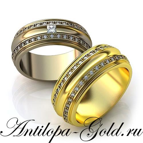 Обручальные кольца каталог парные
