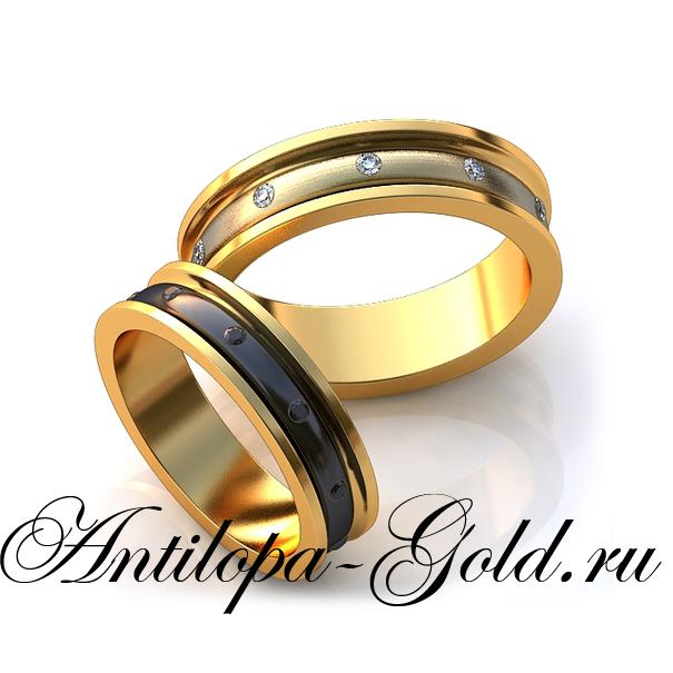 обручальные кольца болты