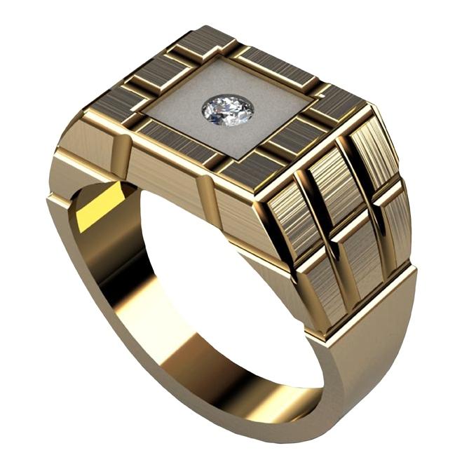 мужские кольца нефрит