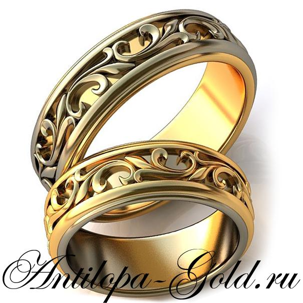 обручальные кольца версаче